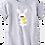 Thumbnail: Bunny w/ Yellow Peep Infant/Toddler Tee
