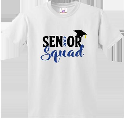 Seniior Squad Tee
