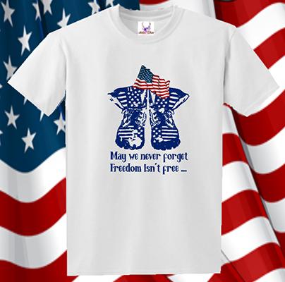 Freedom Isn't Free Tee