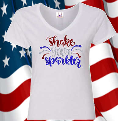 Shake Your Sparkler Tee