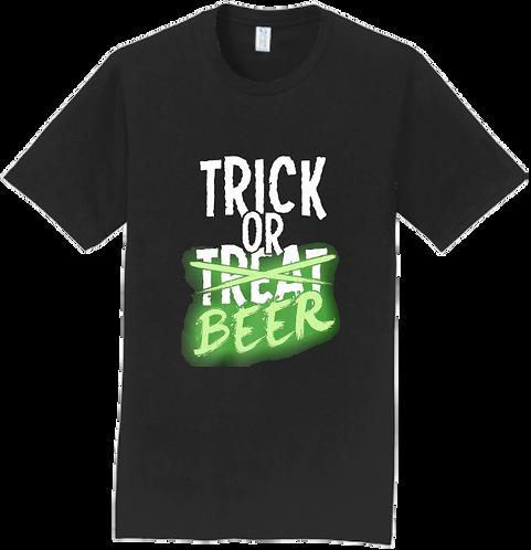 Mens Trick or Beer