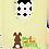 Thumbnail: 1st Easter Chocolate Bunny Boys Bib