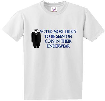 Voted Most Likely Tee