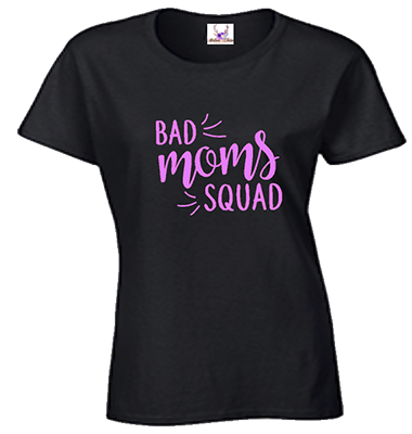 Bad Moms Squad Tee