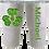 Thumbnail: 30 oz Green Glitter Clover