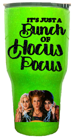 30oz Hocus Pocus Tumbler