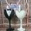 Thumbnail: Bride and Groom 20 oz Wine Set