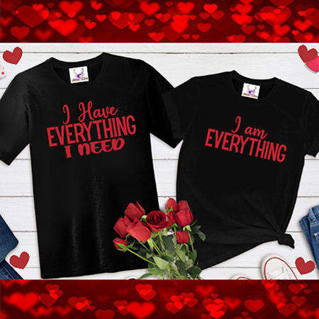 Couples Everything Tees