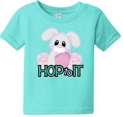 Hop To It Infant/Toddler Tee