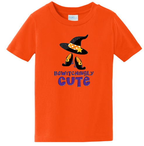 Bewitchingly Cute Toddler Tee