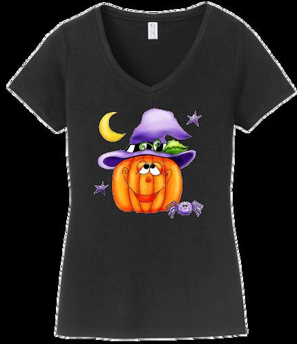 Pumpkin in Purple