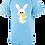 Thumbnail: Bunny w/ Yellow Peep Infant Onesie
