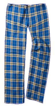 Ladies Flannel Pants