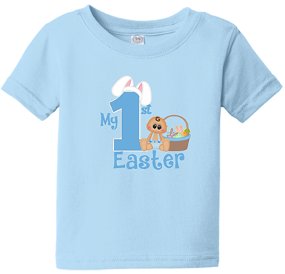 Baby Boy 1st Easter Infant Tee