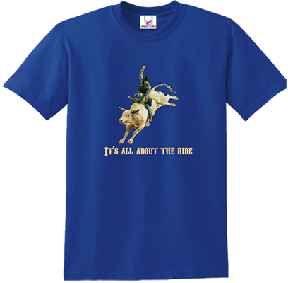 It's All About The Ride Tee