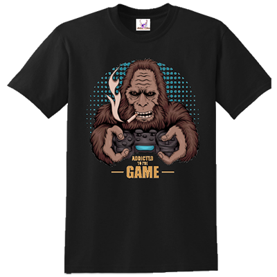 Bigfoot Gamer