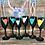 Thumbnail: Bridesmaid and Groomsman Champagne Flute set