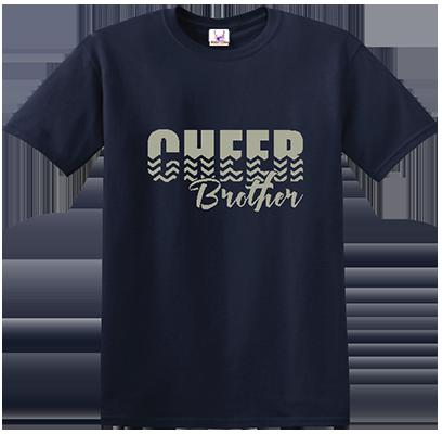 Cheer Brother Tee
