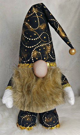 Sprinkles Sugarsocks Christmas Gnome