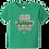 Thumbnail: Plaid Clover w Name Girl Infant/Toddler Tee
