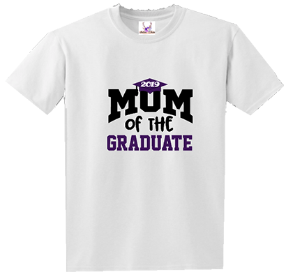 Mom of the Graduate Tee