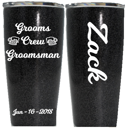 Grooms Crew Groomsman