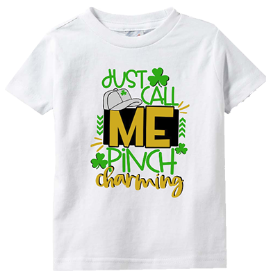 Pinch Charming Infant/Toddler Tee