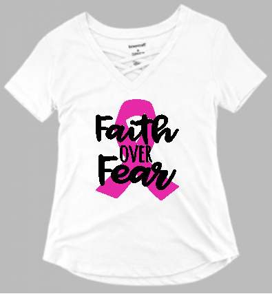 Youth Caged Front Top