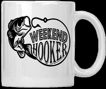 Weekend Hooker Coffee Mug
