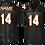 Thumbnail: Football Replica Jersey Black