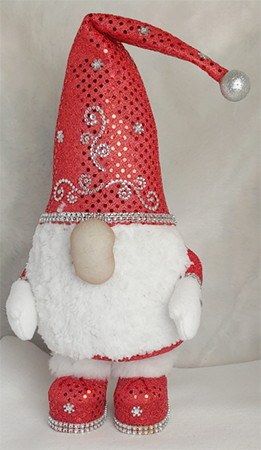 Bing Sparklepants Christmas Gnome