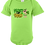 Thumbnail: Heart of Gold Girl Infant Onesie