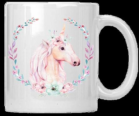 BoHo Horsehead Mug