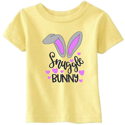 Snuggle Bunny Infant/Toddler Tee