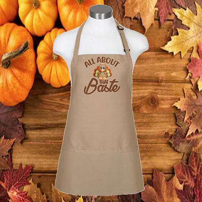 "All About That Baste 24"" Apron"