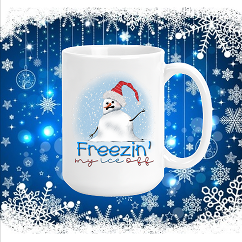 Freezin My Ice Off