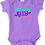 Thumbnail: Little Miss Jelly Bean Infant Girls Onesie