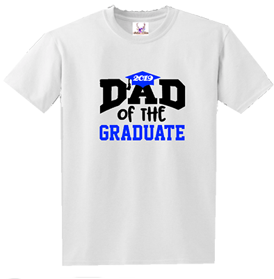 Dad of the Graduate Tee