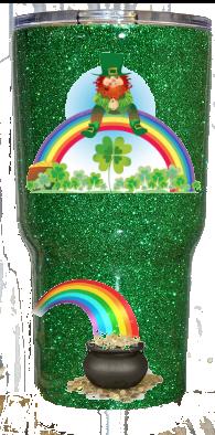 30 oz Leprechaun Rainbow