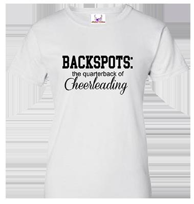 Backspots Tee