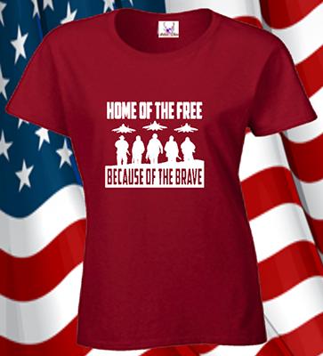 Home Of The Free Tee