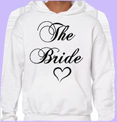 The Bride Hoodie