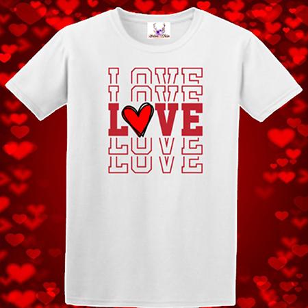 Love (echo) Tee