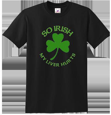 So Irish Tee