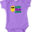 Thumbnail: Cutest Chick Around Infant Girls Onesie