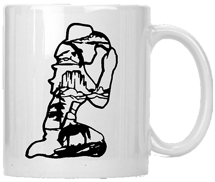 Cowgirl Scenic Mug
