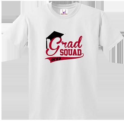 Grad Squad Tee