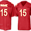 Thumbnail: Football Replica Jersey Red