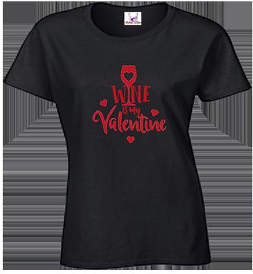 Wine is My Valentine III