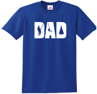 Fishing Dad II Tee